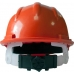 Каска защитная Starline GE 1548, с вентиляцией + храповик