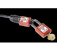 Блокиратор електрических вилок S2005