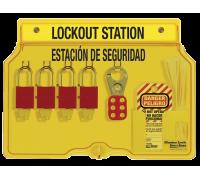 Станция блокираторная S1482BP410 с наполнением