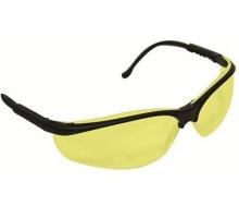 Очки защитные STARLINE открытые с желтыми линзами, антифог G-030A-Y