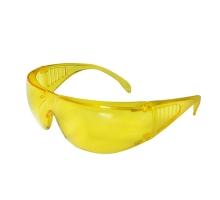 Очки защитные TRIARMA открытые с желтыми линзами ET-30S Amber