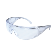 Очки защитные TRIARMA открытые с прозрачными линзами ET-30S Clear