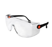 Очки защитные TRIARMA открытые с прозрачными линзами J-19