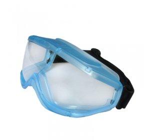 Очки защитные TRIARMA герметичные, без вентиляции G-05
