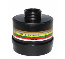Фильтр EКASTU DIRIN 230 A2 B2 E2 K2 Hg-P3R D
