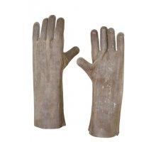 Перчатки диэлектрические ПромСИЗ шовные резиновые 1кВ