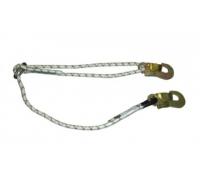 Строп-шнур ПромСИЗ с 2-мя карабинами