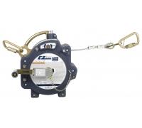 Система горизонтальной страховки на стальном тросе EZ-LINE / 18м / (7605061)