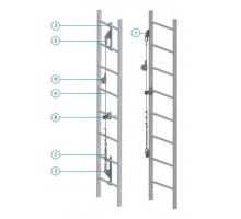 Стаціонарна система вертикальної страховки Protekt з нержавіючої сталі SKC-Block