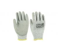 Перчатки против порезов STARLINE с полиуретановым покрытием Е-55