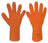 Перчатки STARLINE КЩС латексные 1.8 mm E-530 100С / К80 Щ80