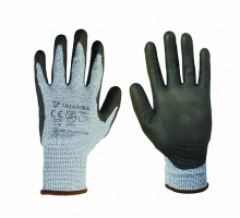 Перчатки TRIARMA против порезов с полиуретановым покрытием DY110-PU-HS