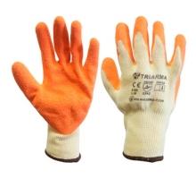 Перчатки TRIARMA латексные с неполным покрытием NM10902-Y/OR