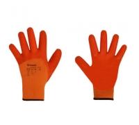 Перчатки TRIARMA ПВХ утепленные PVC1380RR-T