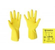 Перчатки TRIARMA КЩС латексные 0,45 мм Multipurpose 45 К50Щ50