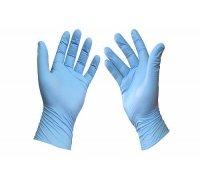 Перчатки ПромСИЗ латексные тонкие S-XL