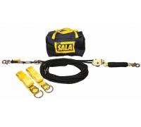 Система горизонтальной страховки Safe Line /7600510//30.5м/