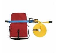 Система горизонтальной страховки ленточная PROTEKT с сумкой AX 050 / AE 320 10 /10м /