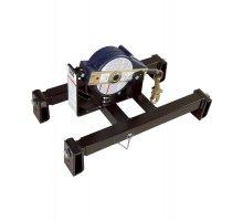 Анкерное крепление для страховочных устройств на наклонных крышах /2103675/