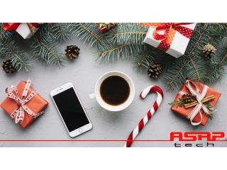 График работы ASAP-tech на Новогодние праздники 2019-2020